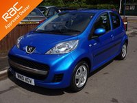2010 PEUGEOT 107 1.0 Millesim 5dr, Yes Only £20 Road Tax £3990.00