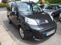 USED 2009 59 FIAT QUBO 1.2 MULTIJET DYNAMIC 5d 75 BHP WE STRIVE FOR 94% FINANCE APPROVALS
