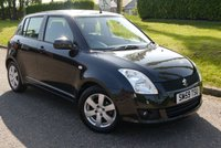 2009 SUZUKI SWIFT 1.5 GLX 5d AUTO 99 BHP £4980.00