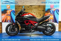 USED 2011 11 DUCATI DIAVEL CARBON! ** LOVELY EXAMPLE - TALK TO US ABOUT FINANCE ON THIS GREAT MACHINE **