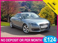 USED 2010 59 AUDI TT 2.0 TFSI 3dr 200 BHP PRICE CHECKED DAILY – WHY PAY MORE ??