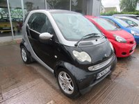 USED 2003 53 SMART CITY COUPE 0.7 PASSION SOFTOUCH 2d 61 BHP