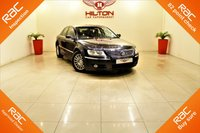 USED 2007 56 VOLKSWAGEN PHAETON 2.7 V6 TDI 4MOTION 5 SEATS 4d 221 BHP + RAC 82 POINT CHECKED + RAC APPROVED DEALER