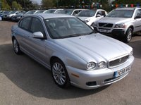 USED 2008 58 JAGUAR X-TYPE 2.2 S 4d 152 BHP ***Excellent economy - reliable family car  -  Service history  - Excellent Spec !!!
