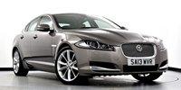 USED 2013 13 JAGUAR XF 3.0 TD V6 Premium Luxury 4dr Auto Sat Nav, Reverse Cam, Bi-Xenon