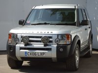 2006 LAND ROVER DISCOVERY
