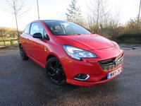USED 2015 15 VAUXHALL CORSA 1.4 LIMITED EDITION 3d 89 BHP GREAT LITTLE ALL ROUNDER!!