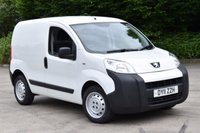 USED 2011 11 PEUGEOT BIPPER 1.4 HDI S 5d 70 BHP SWB 5 DOOR DIESEL PANEL MANUAL VAN ONE OWNER FINANCE AVAILABLE