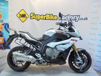 USED 2015 65 BMW S1000XR  GOOD & BAD CREDIT ACCEPTED, OVER 500+ BIKES