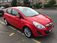 USED 2011 61 VAUXHALL CORSA 1.4 SE 5d AUTO 98 BHP PRICE INCLUDES A 6 MONTH AA WARRANTY DEALER CARE EXTENDED GUARANTEE, 1 YEARS MOT AND A OIL & FILTERS SERVICE. 12 MONTHS FREE BREAKDOWN COVER