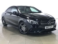 USED 2017 17 MERCEDES-BENZ CLA CLASS 220d AMG Line Coupe Auto 1 Owner/Huge Spec