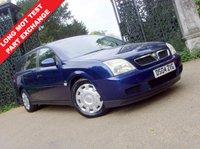 2004 VAUXHALL VECTRA 1.9 LS 5d 118 BHP £999.00