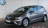 2015 VOLKSWAGEN GOLF SV 2.0 GT TDi DSG 5 DOOR AUTO 150 BHP £15990.00