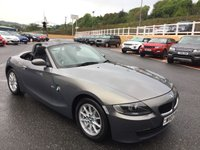 USED 2007 07 BMW Z4 2.0 Z4 SE ROADSTER 148 BHP Just 63,000 miles by two owners with service history