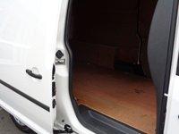 USED 2013 63 VOLKSWAGEN CADDY MAXI 1.6 C20 TDI STARTLINE 1d 101 BHP