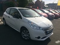 USED 2014 14 PEUGEOT 208 1.0 ACCESS 3d 68 BHP EXCELLENT FUEL ECONOMY!!..LOW CO2 EMISSIONS!!..£0 ROAD TAX!!..FULL PEUGEOT SERVICE HISTORY!!..ONLY 7297 MILES FROM NEW!!..CRUISE CONTROL!!..RADIO/CD...AUXILLIARY INPUT!!