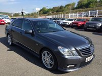 USED 2010 60 MERCEDES-BENZ E CLASS 3.0 E350 CDI BLUEEFFICIENCY SPORT 4d AUTO 265 BHP COMAND Sat Nav, Media Interface, Bluetooth, AMG Body & Alloys ++