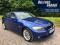 2009 BMW 3 SERIES 2.0 318I SE 4d 141 BHP £7475.00