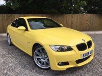 2008 BMW 3 SERIES 2.0 320D M SPORT 2d 175 BHP £8495.00