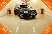USED 2009 59 VOLVO XC90 2.4 D5 ACTIVE AWD 5d 185 BHP RAC 82 POINT INSPECTED + RAC DEALER
