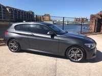 2014 BMW 1 SERIES M135I £17450.00