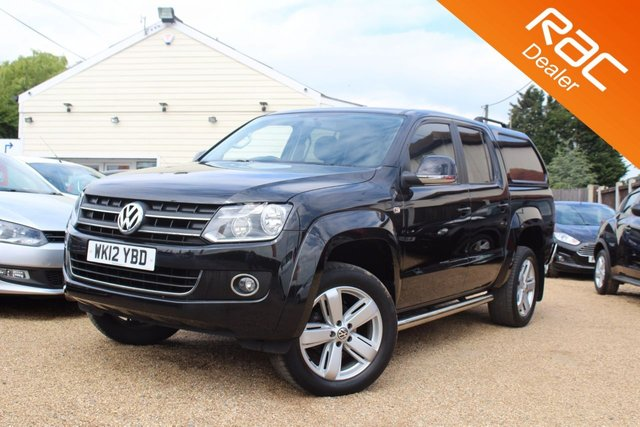 View our 2012 12 VOLKSWAGEN AMAROK 2.0 DC TDI HIGHLINE 4MOTION 4d 161 BHP