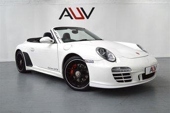 2010 PORSCHE 911 3.8 CARRERA GTS PDK 2d AUTO 408 BHP £59950.00
