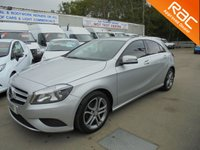 USED 2015 15 MERCEDES-BENZ A CLASS *NIGHTPACK*A180 CDI BLUEEFFICIENCY SPORT 5d AUTOMATIC