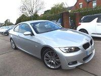 2008 BMW 3 SERIES 2.0 320I M SPORT 2d 168 BHP £8495.00