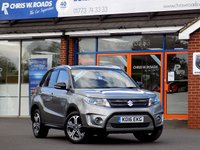 USED 2016 16 SUZUKI VITARA 1.6 SZ5 5dr 118 BHP *ONLY 9.9% APR with FREE Servicing*