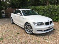 2010 BMW 1 SERIES 2.0 118D ES 2d 141 BHP £7989.00