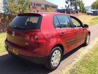 USED 2005 05 VOLKSWAGEN GOLF 1.4 S FSI 5d 89 BHP LOOKS AND DRIVES SUPERB.