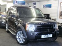 2007 LAND ROVER DISCOVERY 2.7 3 TDV6 HSE 5d AUTO 188 BHP £9950.00