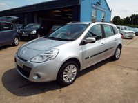 USED 2009 59 RENAULT CLIO 1.5 EXPRESSION DCI 5d 85 BHP SERVICE HISTORY