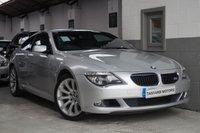 2008 BMW 6 SERIES 3.0 635D SPORT 2d AUTO 282 BHP £10995.00