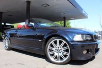 USED 2004 04 BMW M3 3.2 M3 SMG 2d 338 BHP