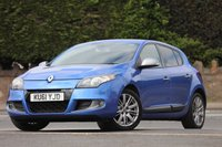 USED 2011 61 RENAULT MEGANE 1.4 GT LINE TOMTOM TCE 5d 130 BHP Finance Options Available