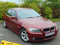 USED 2010 60 BMW 3 SERIES 2.0 320D EFFICIENTDYNAMICS 4d * 128 POINT AA INSPECTED * FULL HEATED LEATHER INTERIOR *