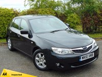 USED 2010 10 SUBARU IMPREZA 1.5 R 5d AUTOMATIC FULL SERVICE HISTORY *128 POINT AA INSPECTED* CAMBELT RECENTLY CHANGED *