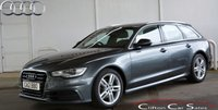 USED 2012 12 AUDI A6 2.0TDi S-LINE AVANT AUTO 175 BHP Finance? No deposit required and decision in minutes.