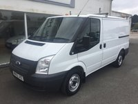 2013 FORD TRANSIT T280 2.2 TDCi 100 6-Speed SWB £8695.00