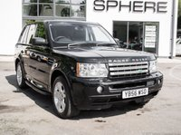 USED 2007 X LAND ROVER RANGE ROVER SPORT 4.2 V8 SPORT HSE 5d 385 BHP