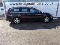 USED 2011 61 VOLVO V70 2.0 D3 SE 5d AUTO 161 BHP Volvo Then One Owner Service History+Full Leather