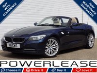 USED 2009 BMW Z4 3.0 Z4 SDRIVE30I ROADSTER 2d AUTO 254 BHP FRONT AND REAR PARKING SENSORS, AIR CONDITIONING