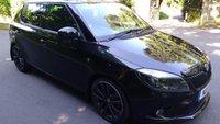 USED 2011 11 SKODA FABIA 1.4 VRS DSG 5d AUTO 180 BHP