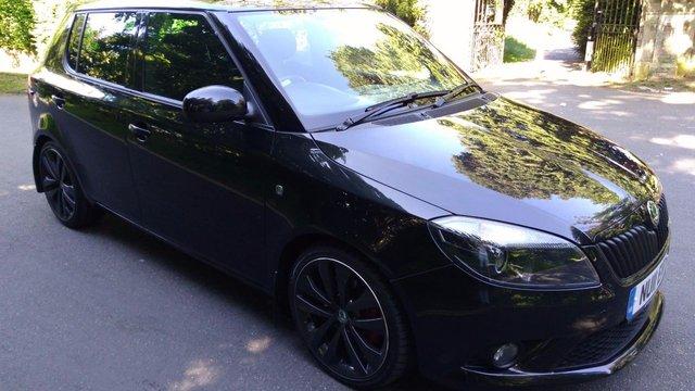 2011 11 SKODA FABIA 1.4 VRS DSG 5d AUTO 180 BHP