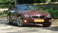 USED 2003 53 BMW Z4 2.5 Z4 ROADSTER 2dr VERY LOW MILES ONLY 43K