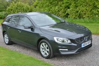 2014 VOLVO V60 2.0 D4 BUSINESS EDITION 5d 178 BHP £9995.00