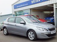 USED 2014 14 PEUGEOT 308 1.6 HDi ACTIVE 5d (Navigation)