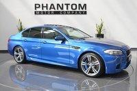 USED 2013 13 BMW 5 SERIES 4.4 M5 4d AUTO 553 BHP